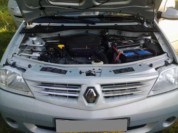 Renault Logan, 2009 год, 295 000 руб.