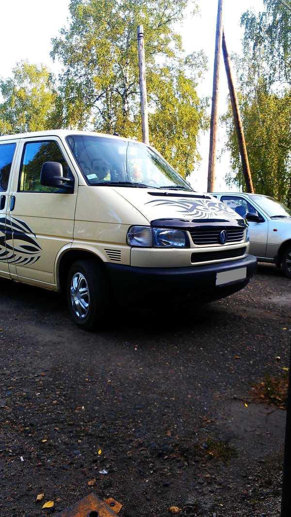 Volkswagen Caravelle, 2002 год, 250 000 руб.