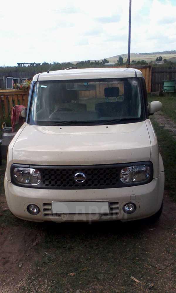 Nissan Cube, 2007 год, 230 000 руб.