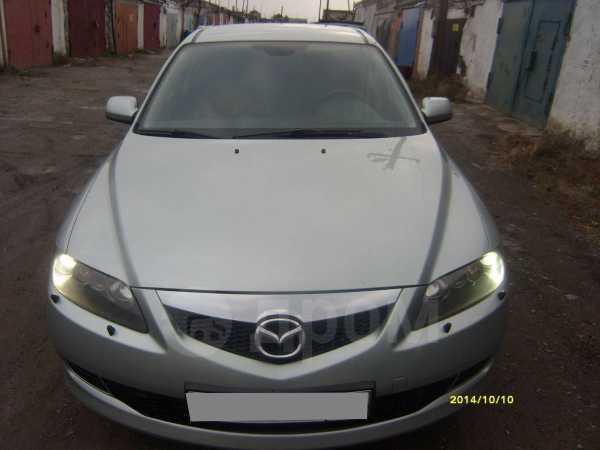 Mazda Mazda6, 2005 год, 410 000 руб.