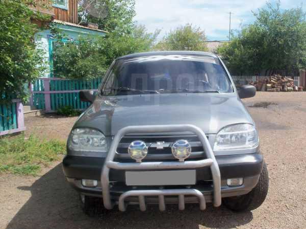 Chevrolet Niva, 2004 год, 280 000 руб.