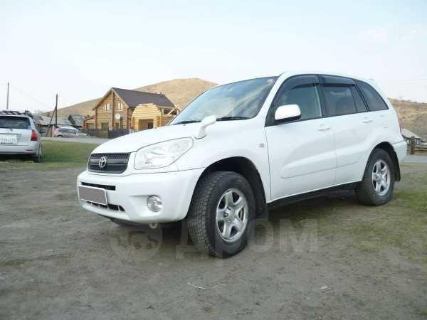 Toyota RAV4, 2004 год, 580 000 руб.