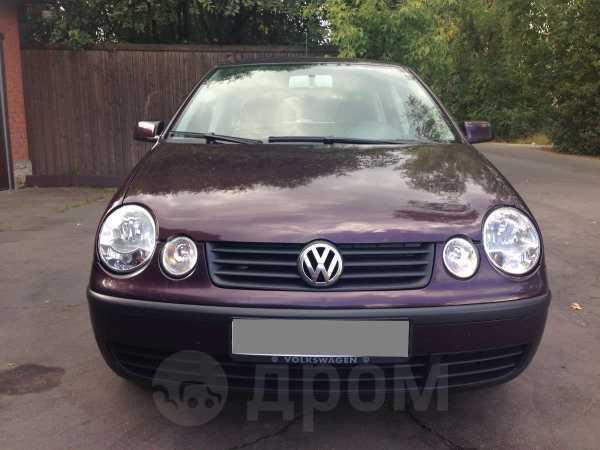 Volkswagen Polo, 2004 год, 260 000 руб.