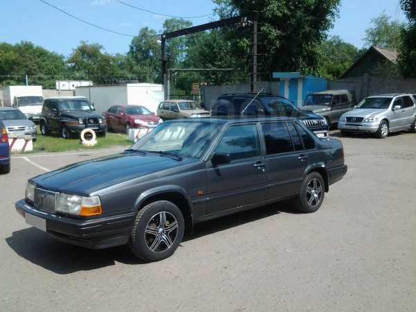 Volvo 940, 1993 год, 75 000 руб.