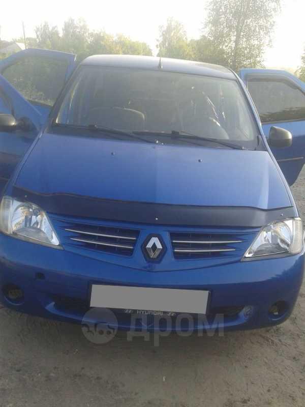 Renault Logan, 2005 год, 170 000 руб.