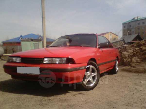 Mazda 626, 1991 год, 105 000 руб.
