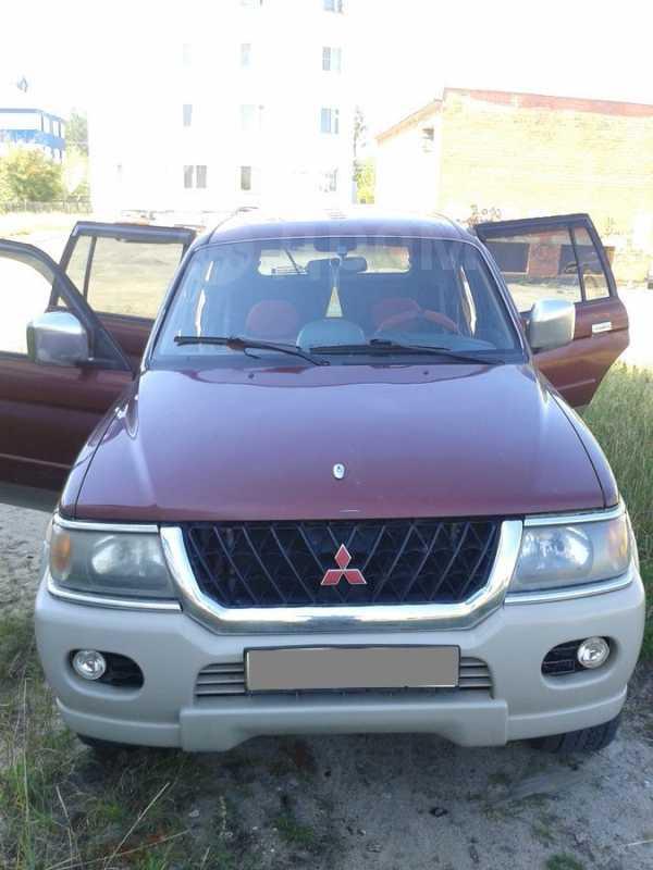 Mitsubishi Pajero Sport, 2000 год, 450 000 руб.