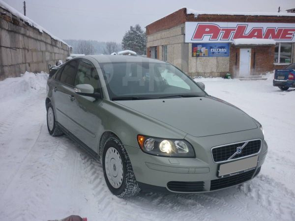 Volvo S40, 2007 год, 420 000 руб.