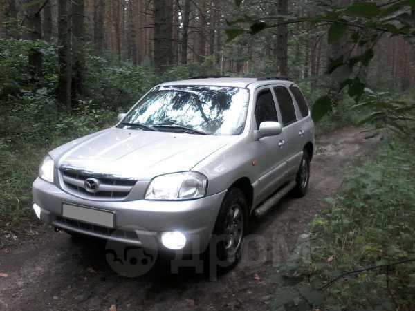 Mazda Tribute, 2002 год, 360 000 руб.