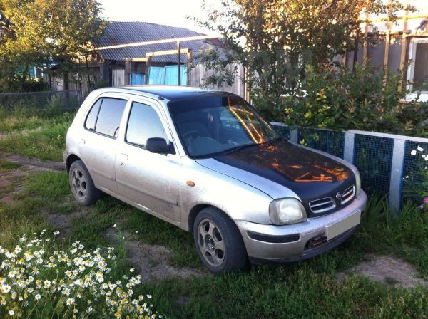 Nissan March, 1999 год, 100 000 руб.