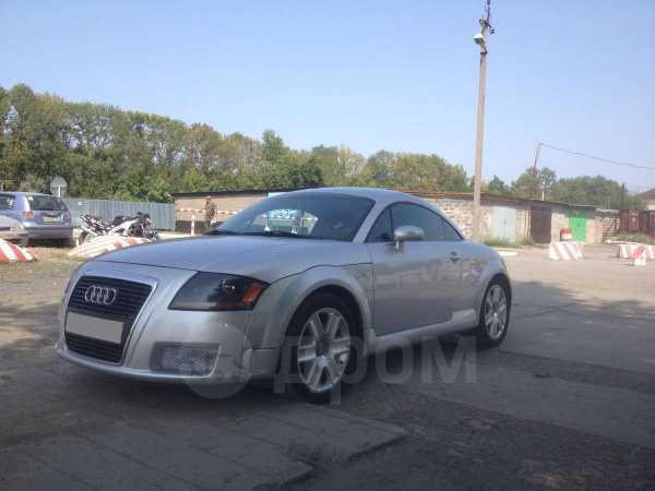 Audi TT, 2003 год, 360 000 руб.