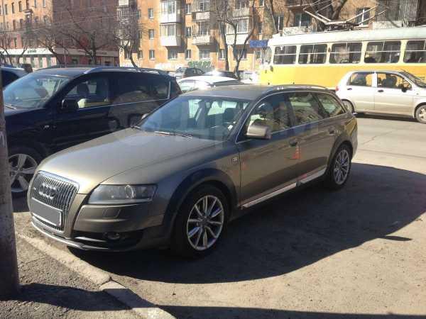 Audi A6 allroad quattro, 2007 год, 710 000 руб.