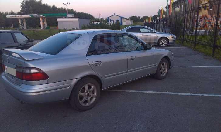 Mazda Capella, 1997 год, 169 000 руб.