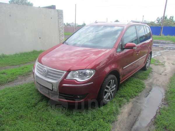 Volkswagen Touran, 2007 год, 660 000 руб.