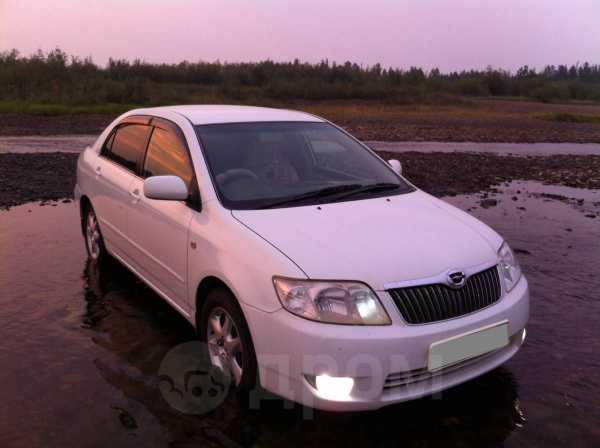 Toyota Corolla, 2005 год, 490 500 руб.