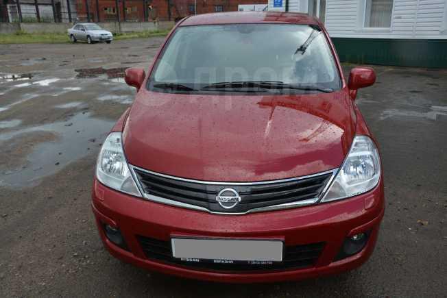 Nissan Tiida, 2012 год, 525 000 руб.