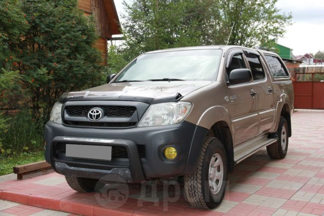 Toyota Hilux Pick Up, 2008 год, 890 000 руб.