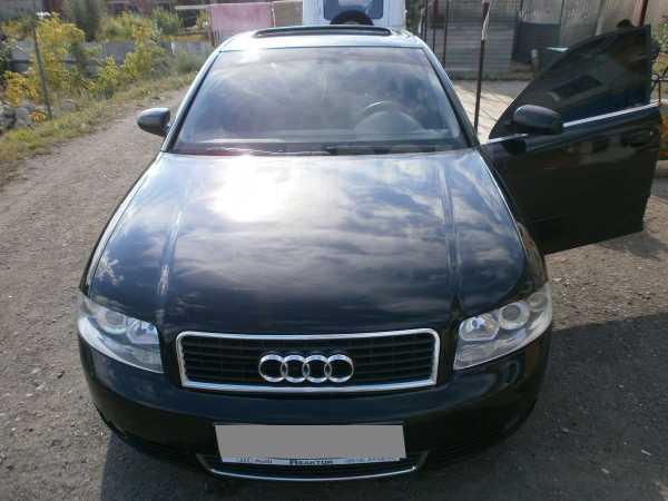 Audi A4, 2002 год, 350 000 руб.