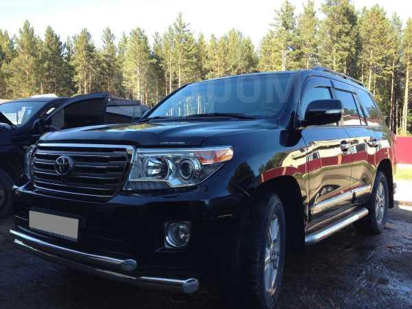 Toyota Land Cruiser, 2012 год, 2 790 000 руб.