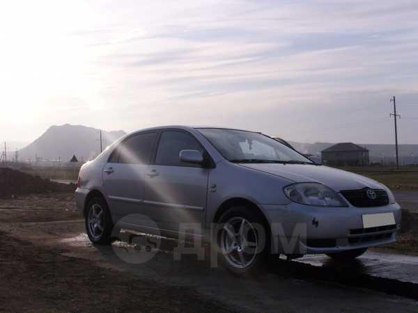 Toyota Corolla, 2002 год, 289 000 руб.