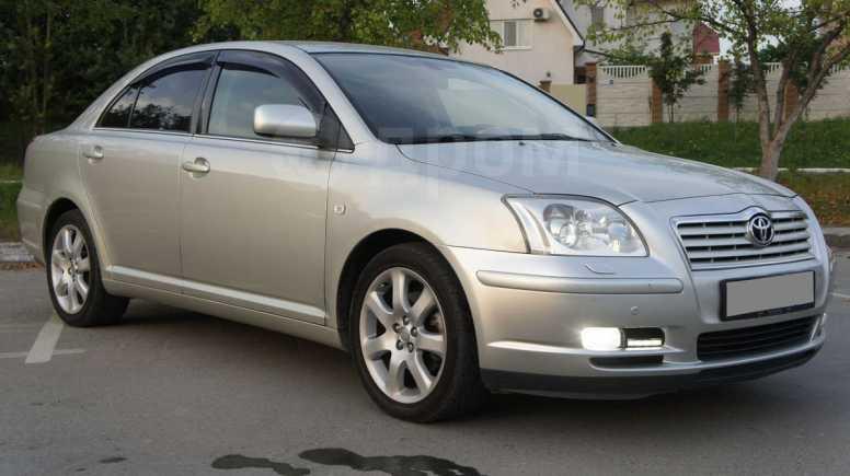 Toyota Avensis, 2005 год, 505 000 руб.