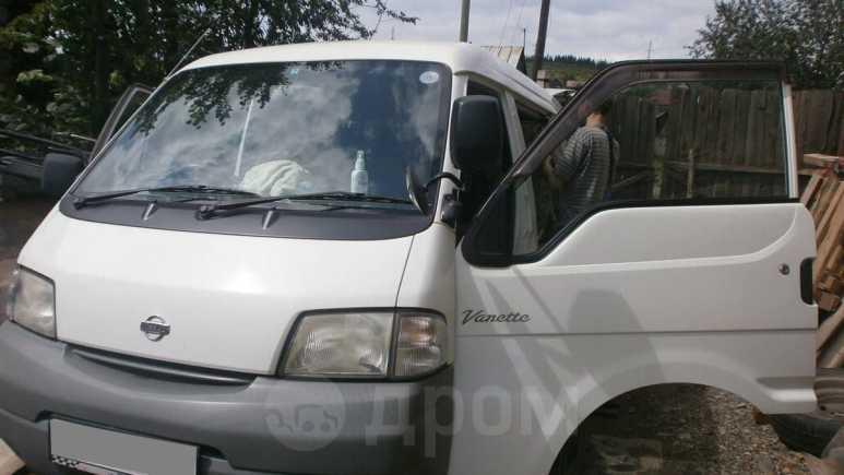 Nissan Vanette, 2001 год, 230 000 руб.