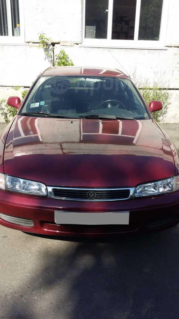 Mazda 626, 1996 год, 115 000 руб.