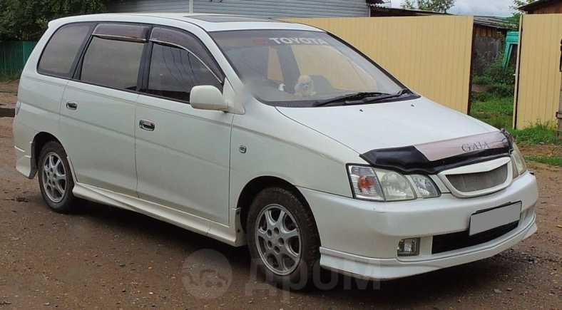 Toyota Gaia, 2000 год, 290 000 руб.