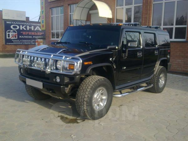 Hummer H2, 2006 год, 1 350 000 руб.