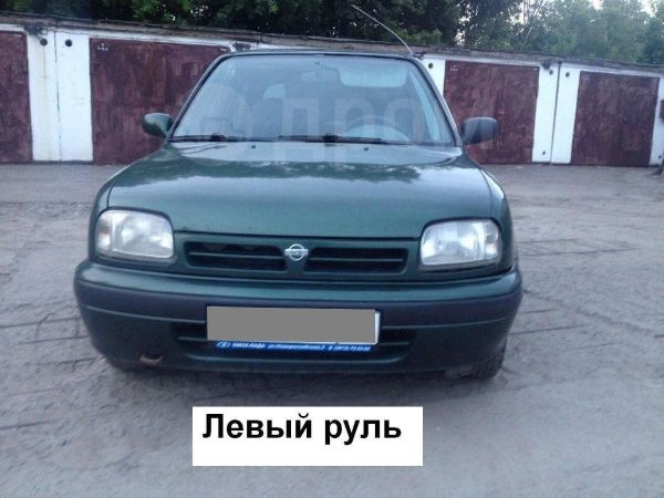 Nissan March, 1996 год, 135 000 руб.