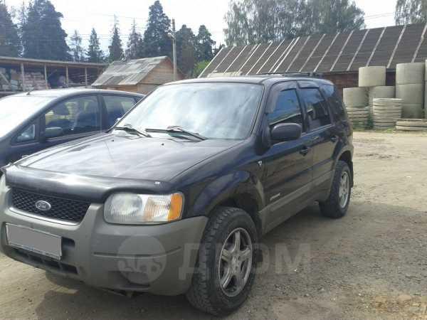Ford Escape, 2001 год, 200 000 руб.
