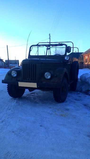ГАЗ 69, 1971 год, 70 000 руб.