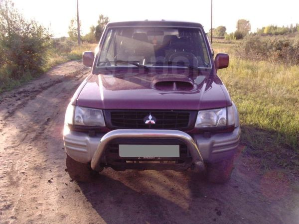 Hyundai Galloper, 1998 год, 310 000 руб.