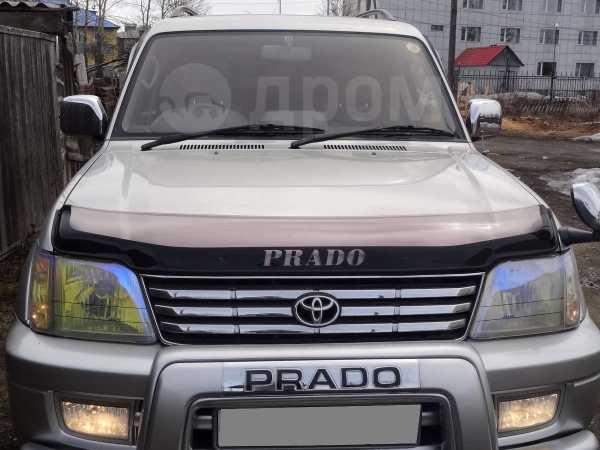 Toyota Land Cruiser Prado, 2001 год, 800 000 руб.