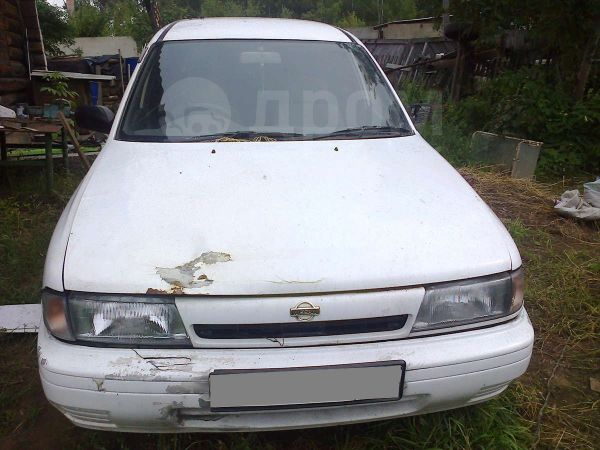 Nissan AD, 1993 год, 35 000 руб.