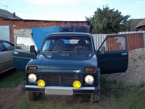 Лада 4x4 2121 Нива, 2001 год, 95 000 руб.