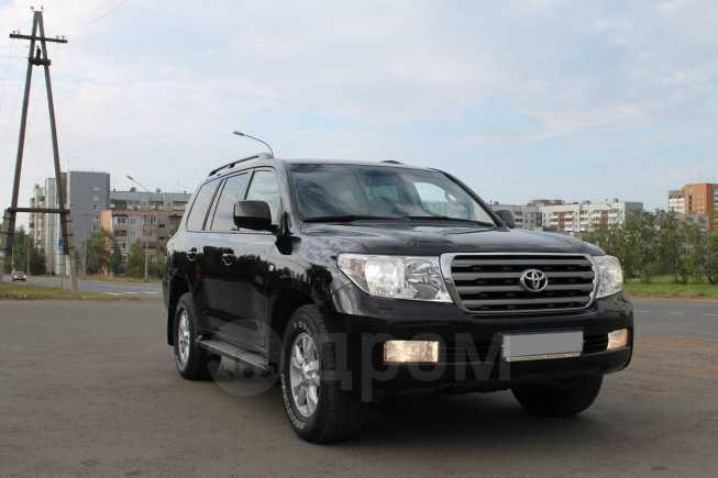 Toyota Land Cruiser, 2008 год, 1 875 000 руб.