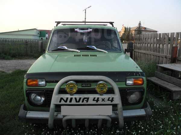 Лада 4x4 2121 Нива, 1987 год, 90 000 руб.