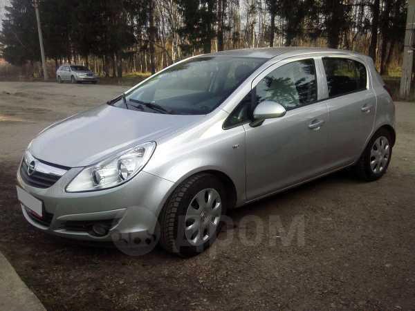 Opel Corsa, 2010 год, 390 000 руб.