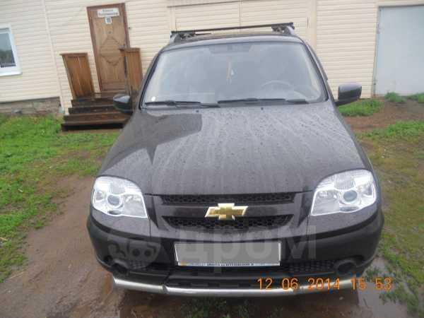 Chevrolet Niva, 2013 год, 500 000 руб.