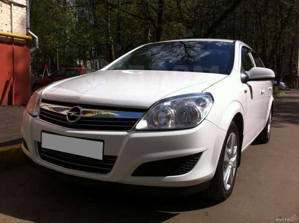 Opel Astra, 2009 год, 417 000 руб.