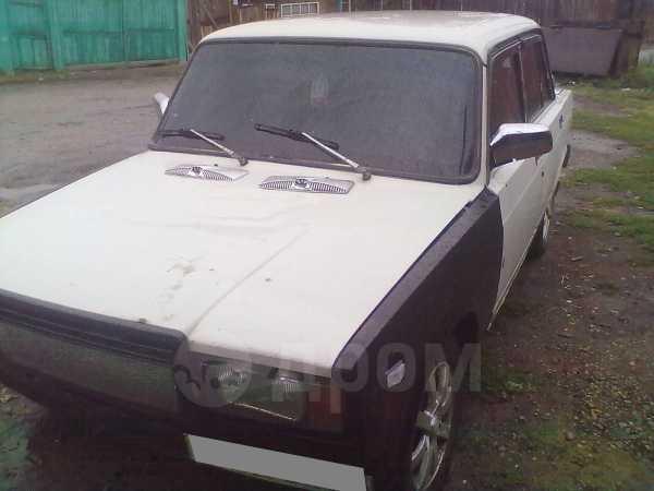 Лада 2107, 1989 год, 55 000 руб.