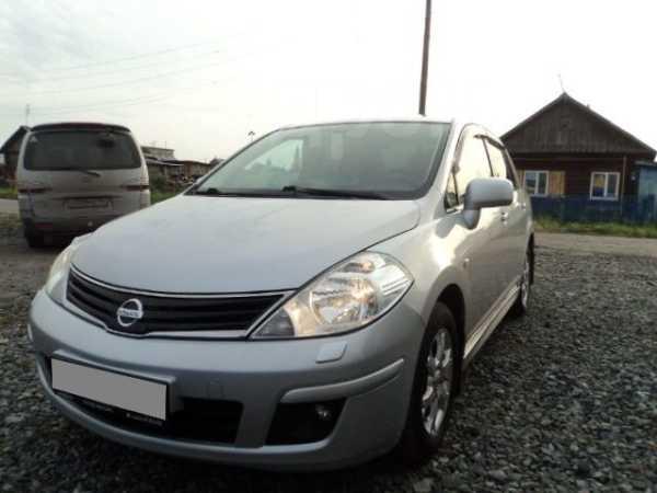 Nissan Tiida, 2011 год, 570 000 руб.