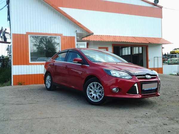 Ford Focus, 2013 год, 697 000 руб.