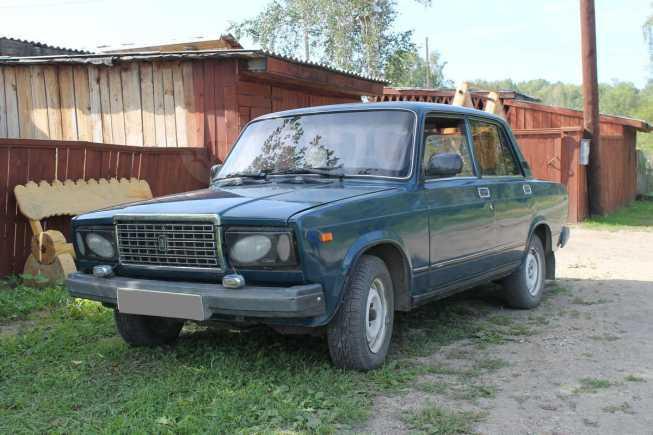 Лада 2107, 1999 год, 65 000 руб.