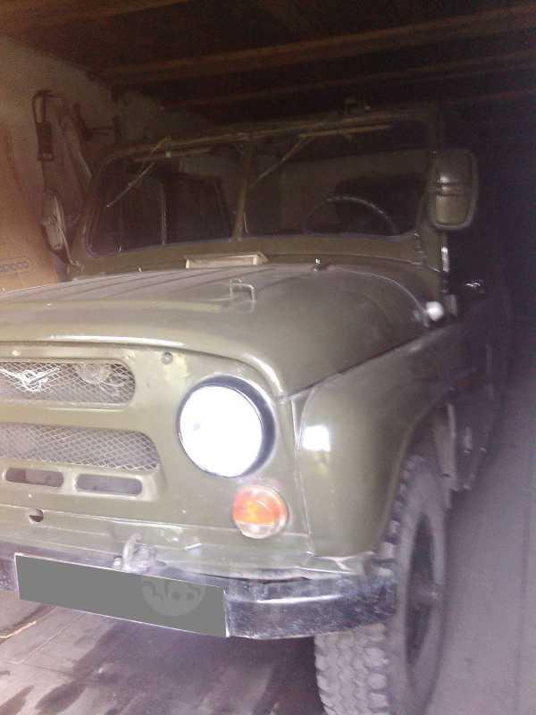 УАЗ 469, 1986 год, 150 000 руб.