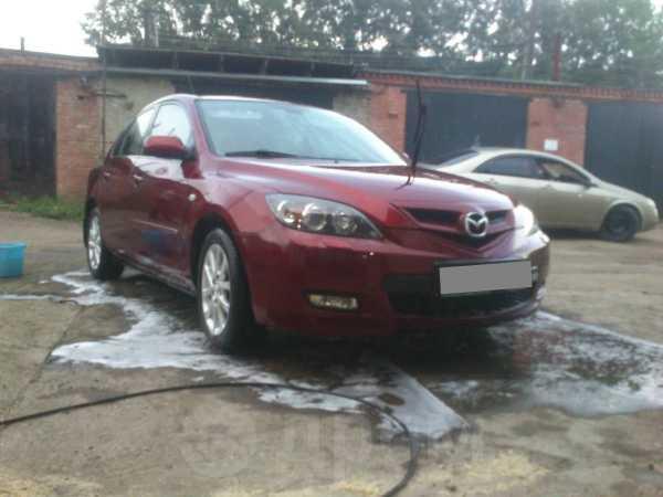 Mazda Mazda3, 2008 год, 429 000 руб.