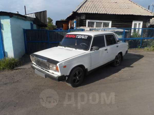 Лада 2107, 1995 год, 45 000 руб.