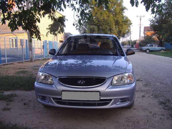 Hyundai Accent, 2008 год, 309 000 руб.