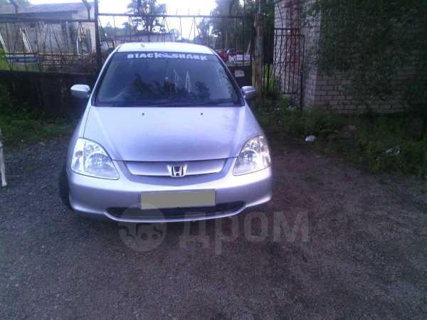 Honda Civic, 2003 год, 340 000 руб.